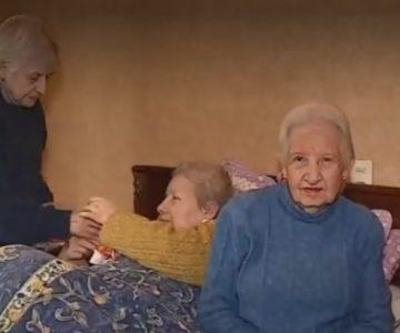 Mujer le donó 1.9 millones a abuelitas que llevaban cinco meses sin agua