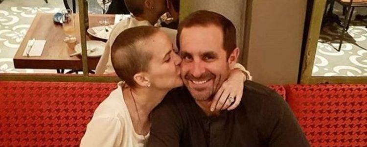 Con emotivo recuerdo esposo de Javiera Suárez la homenajeó a tres meses de su partida