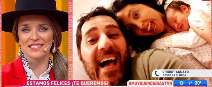 Chiqui Aguayo se convirtió en mamá: Nació su retoña Amal