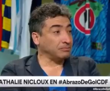 En viral se convirtió la brutal broma de Eduardo Fuentes a Rodrigo González
