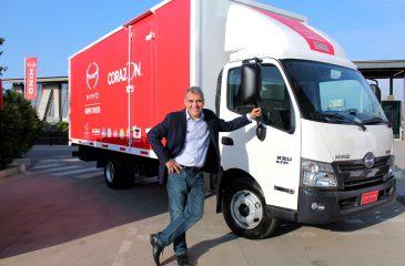 camiones Hino