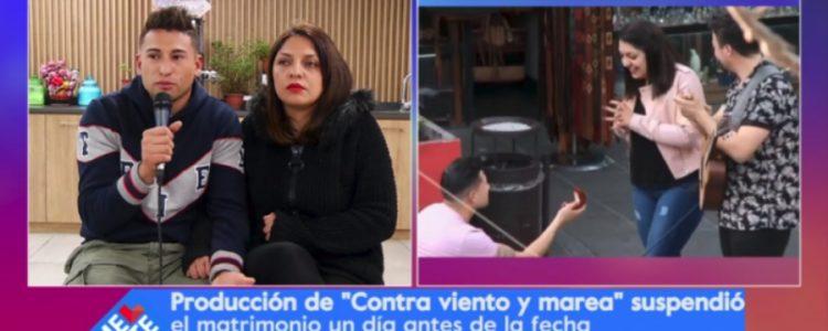 «Nos dicen muertos de hambre» Tortolitos que no pisaron el palito en 'Contra viento y marea' hicieron pebre al programa
