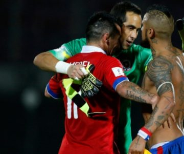 Se viene: Nominan a Bravo, Medel y Vidal para los amistosos de La Roja