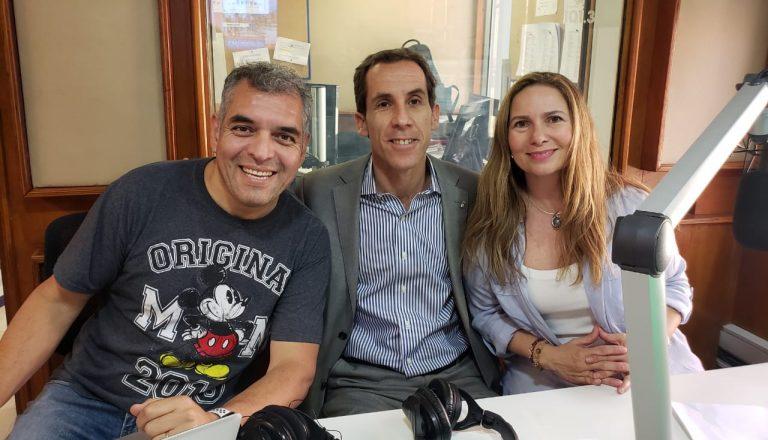 Felipe Alessandri La Mañana de la Corazón