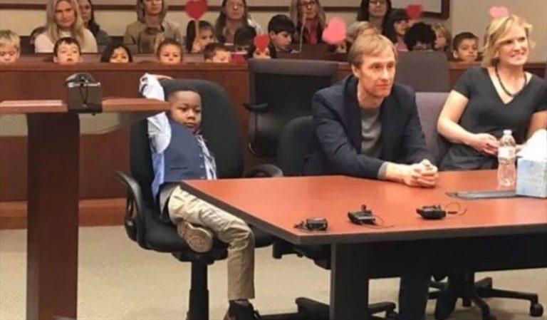 Adopción Niño