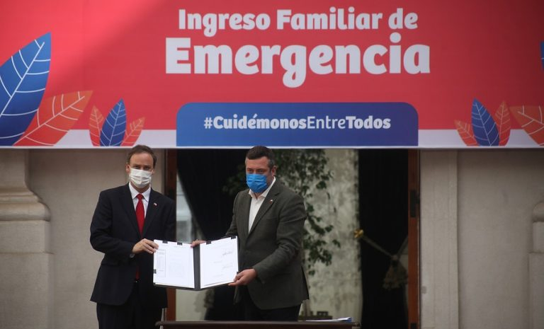 Ingreso Familiar de Emergencia