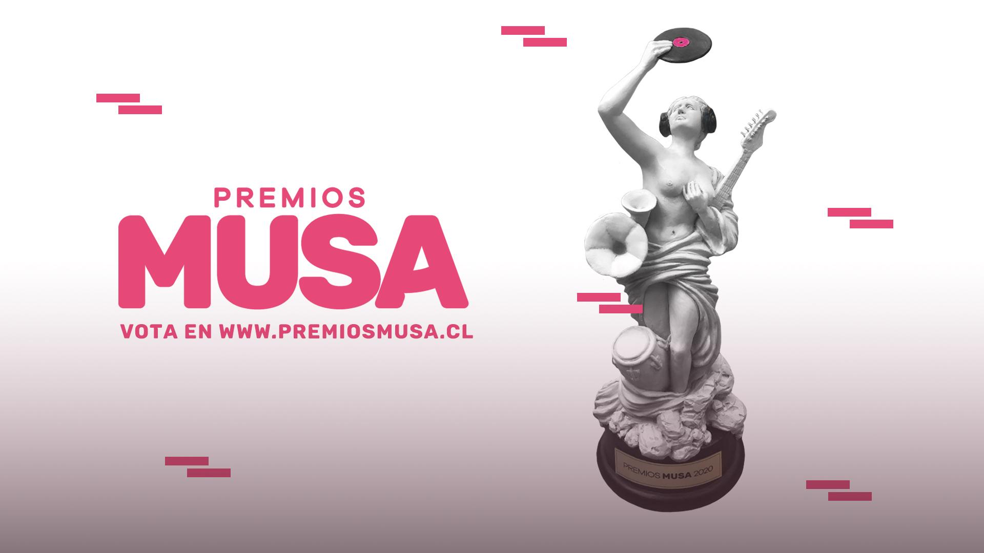 Premios MUSA Norton Maza