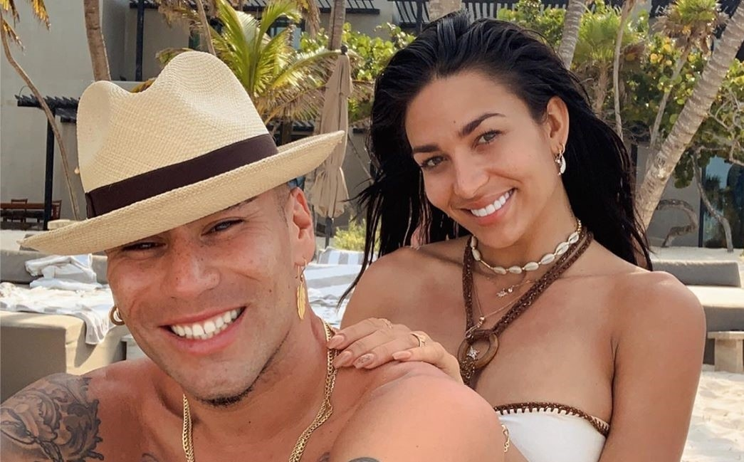 """Te amo por siempre"""" El mensaje de Raúl Peralta a Lisandra Silva por su  cumpleaños"""