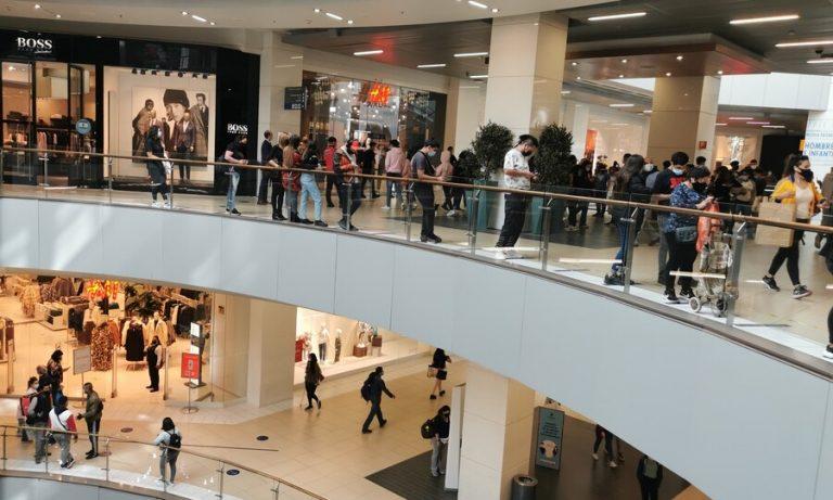 Coronavirus Mall