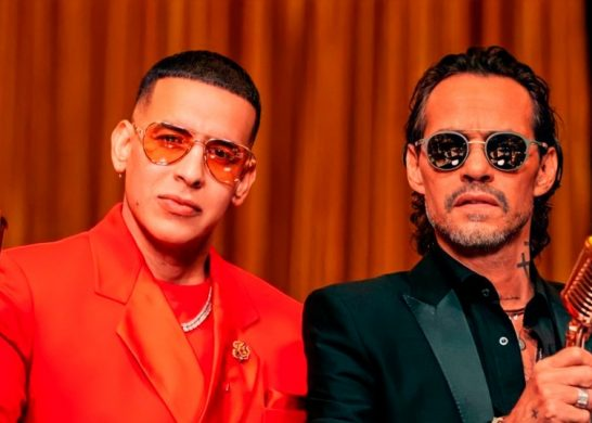 Daddy Yankee Marc Anthony