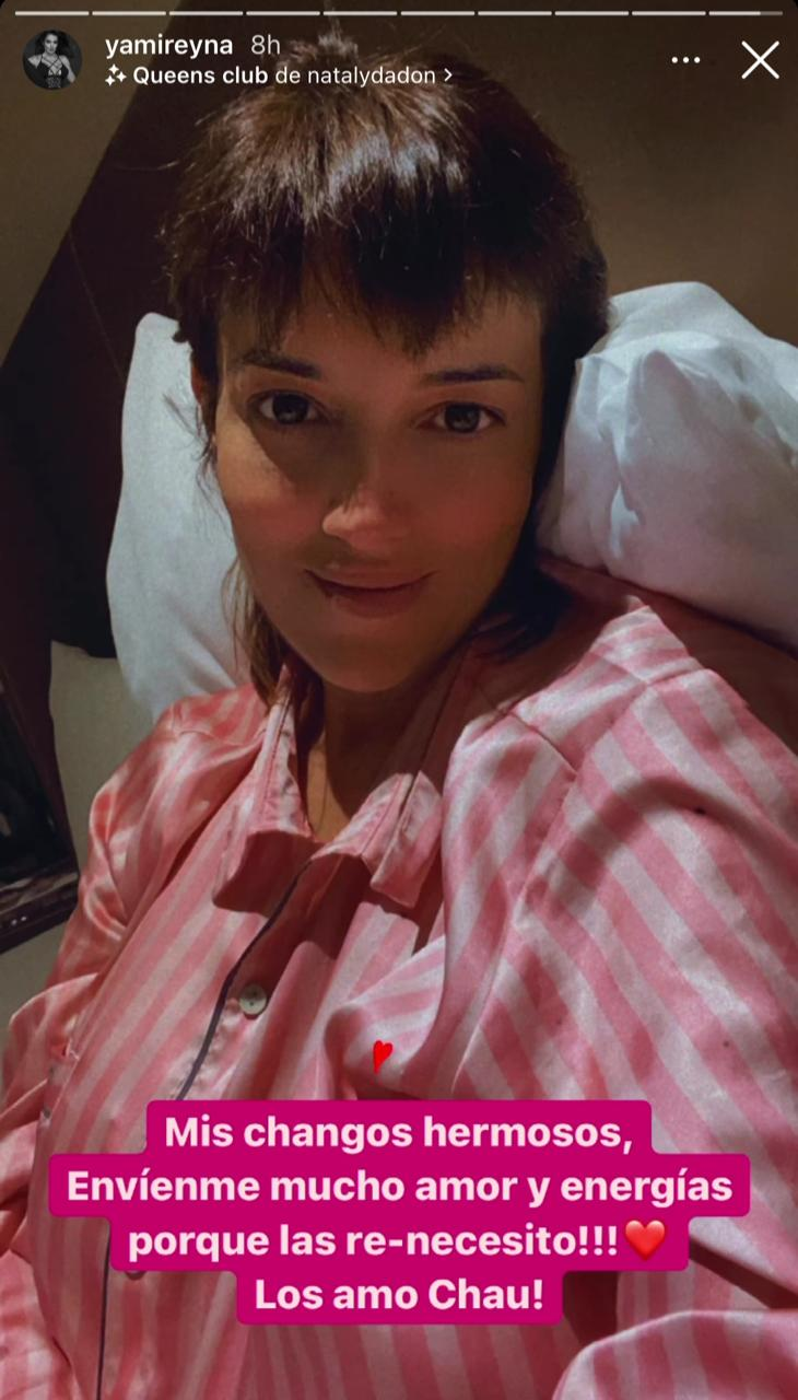 Yamila Reyna Pijama