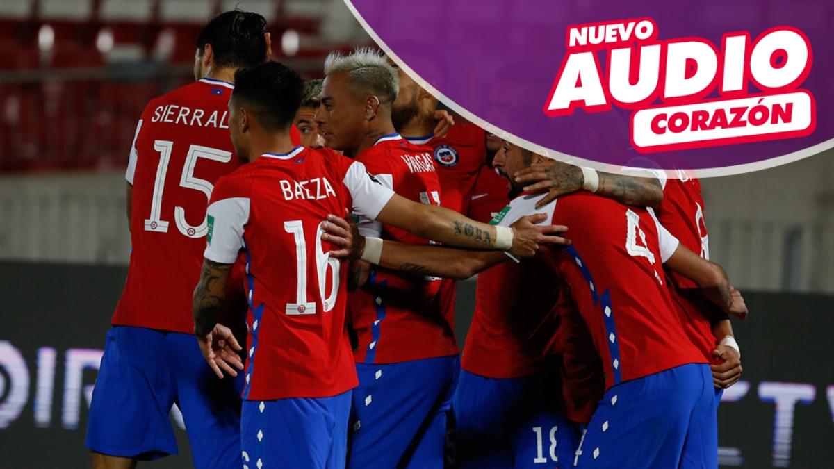 Chile Vs Colombia Audio