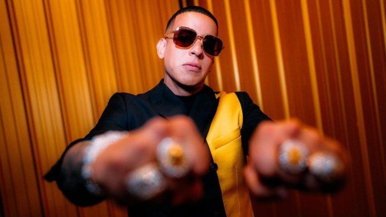 Daddy Yankee Billboard