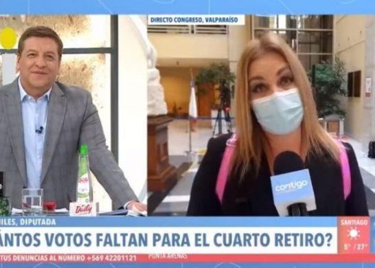 Julio César Rodríguez Pamela Jiles