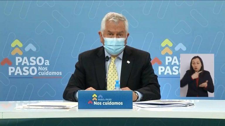 Ministro Paris Paso A Paso Covid-19