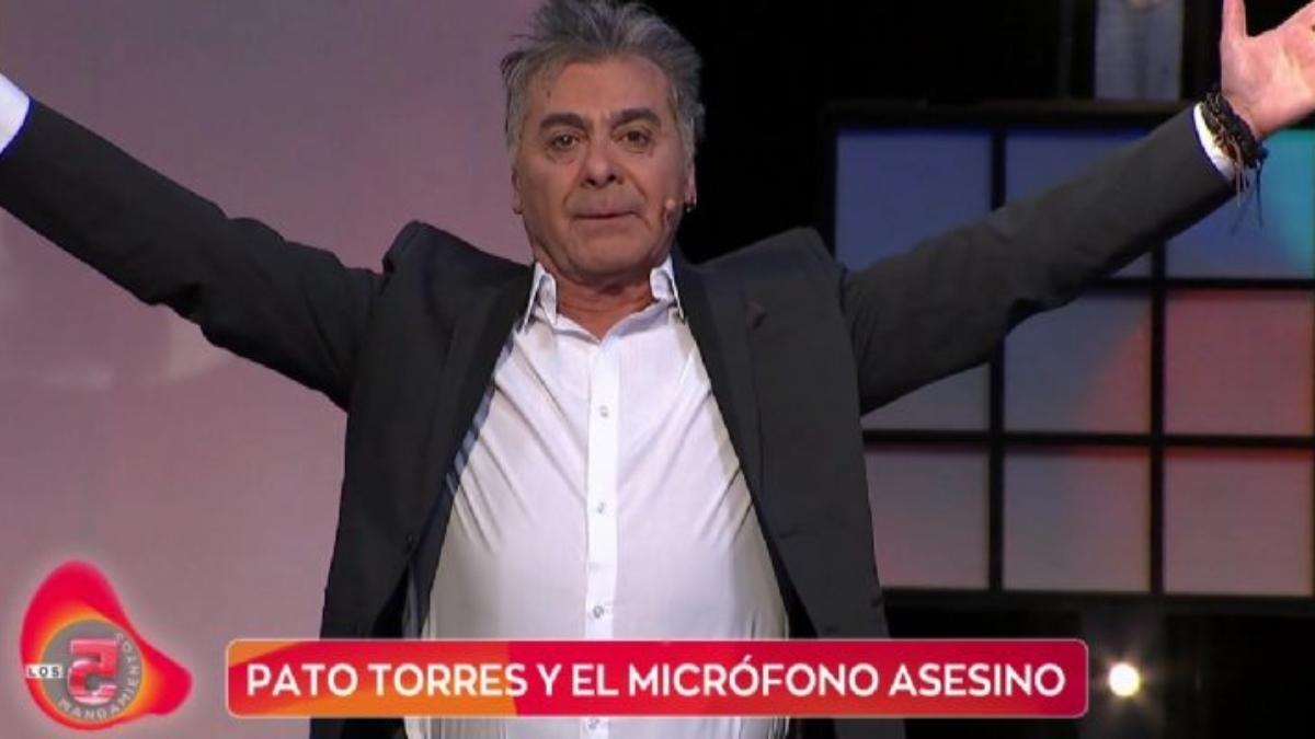 Pato Torres Los 5 Mandamientos