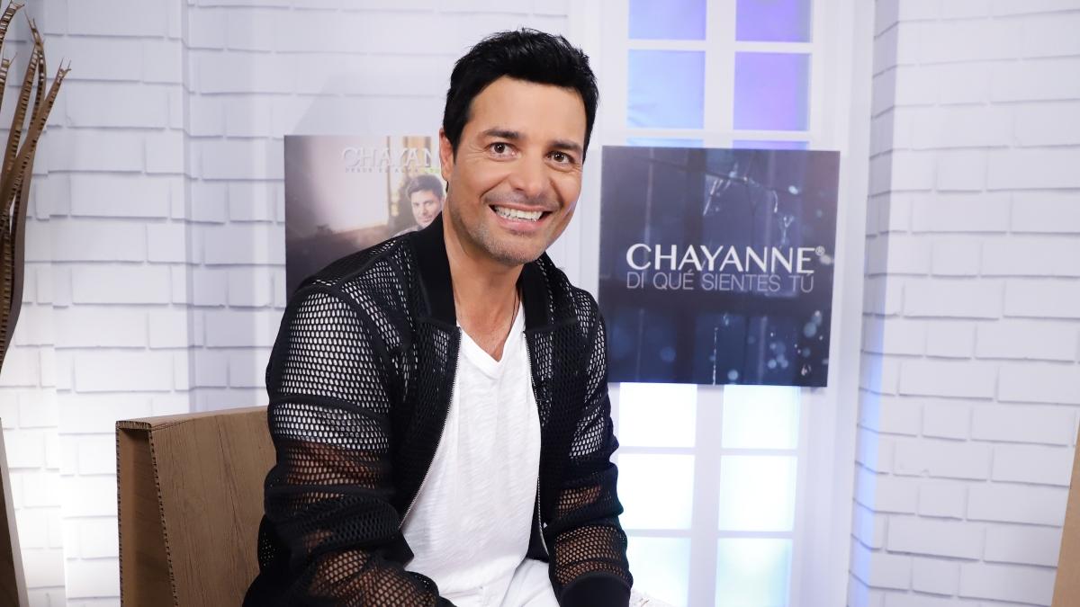 Chayanne Instagram